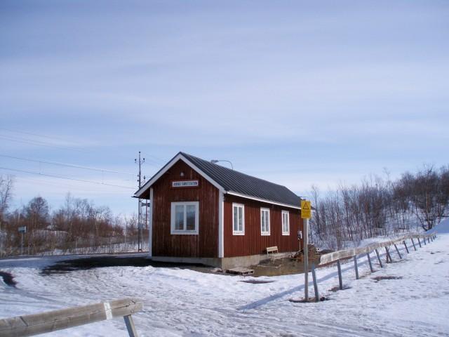 Station: Abisko Turiststation