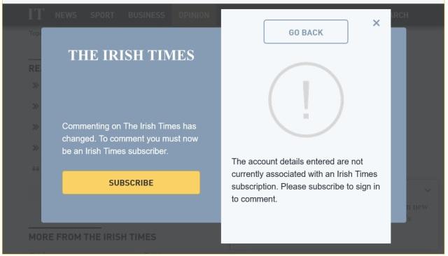 IrishTimesNoComments